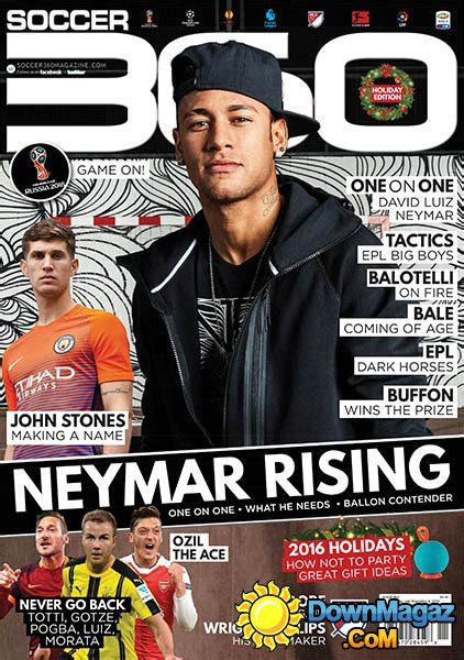 Kaos Fitness World Graphic 3 soccer 360 november december 2016 187 pdf