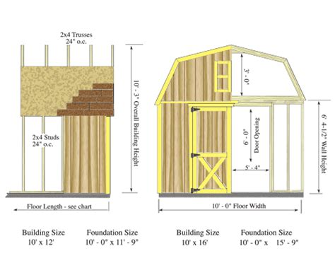 woodville  wood outdoor storage shed kit