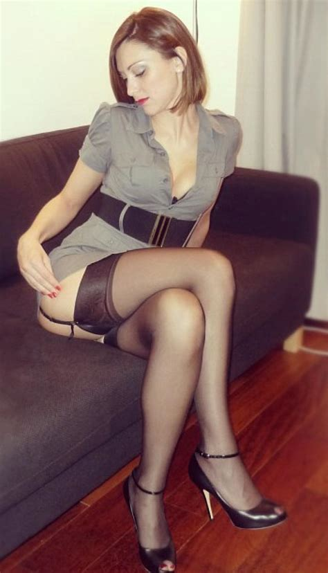 vintage crossdresser at home nylonconoisseur sheer or short or skin tight
