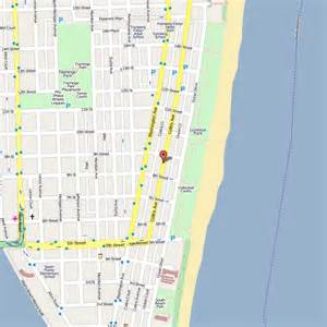 South Beach Miami Map by Gallery For Gt South Beach Map