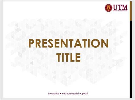 powerpoint templates utm utm slide presentation template affordable presentation
