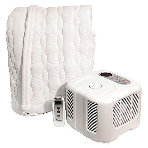 heating pad bed bath and beyond chilipad 174 cube single zone cooling and heating mattress pad bed bath beyond