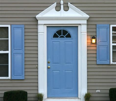Exterior Door Pediment And Pilasters with Pilasters And Door Pediments And Crossheads By Fypon Entrances Pinterest Doors
