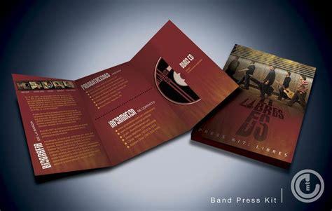 Band Press Kit By Emtgrafico On Deviantart Press Kits Pinterest Press Kits Type Design Band Press Kit Template