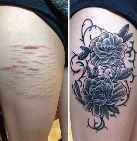 tattoo scar cover up pictures arm scar tattoo cover up www pixshark com images