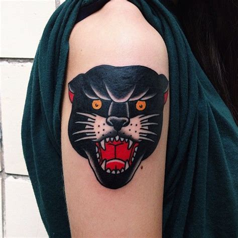 tattoo old school panther 25 panther tattoo ideas and meaning for men and women