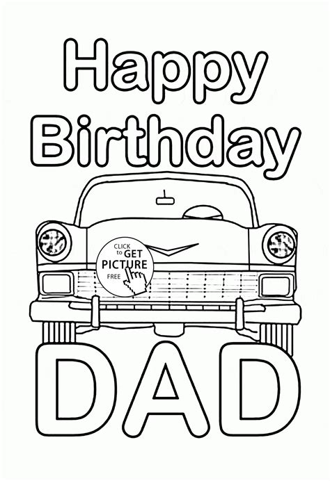 happy birthday daddy love you coloring pages happy birthday daddy love you coloring pages murderthestout