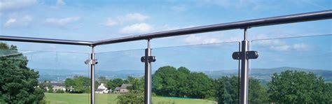 Steel Banister Rails Balustrade Systems Glass Amp Stainless Steel Railings