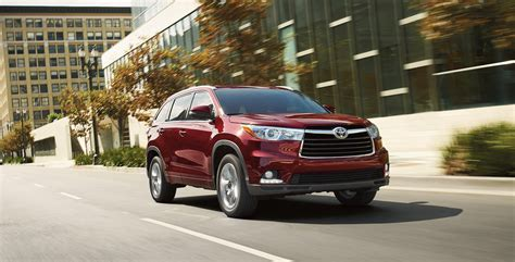 River Oaks Toyota 2016 Toyota Highlander Best In Price And Efficiency