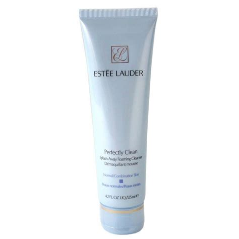 Estee Lauder Perfectly Clean estee lauder perfectly clean splash away foaming cleanser