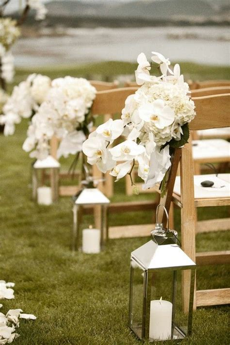 Cheap Wedding Ceremony Decorations by 17 Best Images About Aisle Pew Decor On