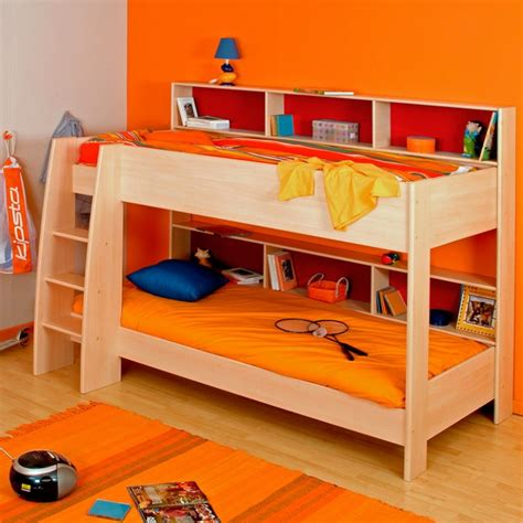 kid bunk bed colorfully daring kids rooms roundup bunk bed