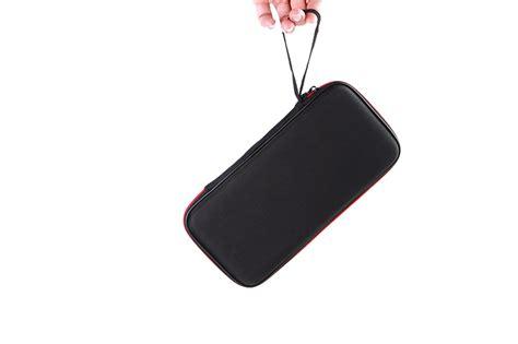 Promo Earphone Bag Shock Proof portable shock proof power bank bag zipper hang rope storage box for earphone smart phone