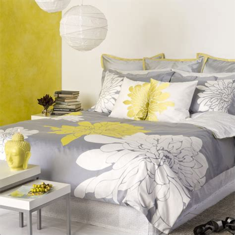 yellow bedding bedroom inspiration enjoying now