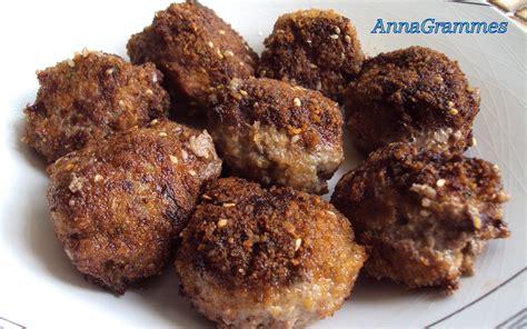 cuisiner des boulettes de boeuf boulettes de boeuf annagrammes cuisine familiale