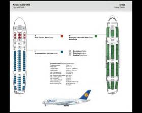 Airbus A380 Floor Plan download the full seat plan of the lufthansa airbus a380 800