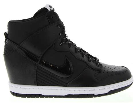 Nike Wedges Sky Dunk Colour Kode Ss6186 nike dunk sky hi essential 15 sneaker wedges in black
