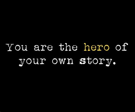 A Of Your Own you are the of your own story a believer in humanity