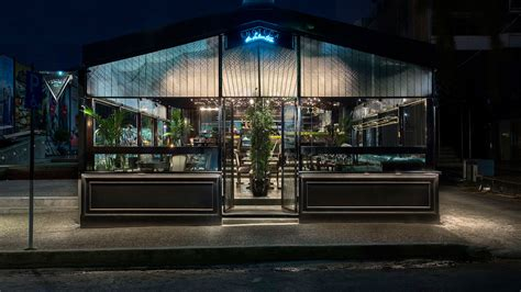 Restaurant Architecture Enoteca Di Salvatore Restaurant By 314 Architecture Studio