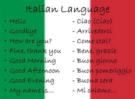 best italian language top 10 italian phrases you always need to