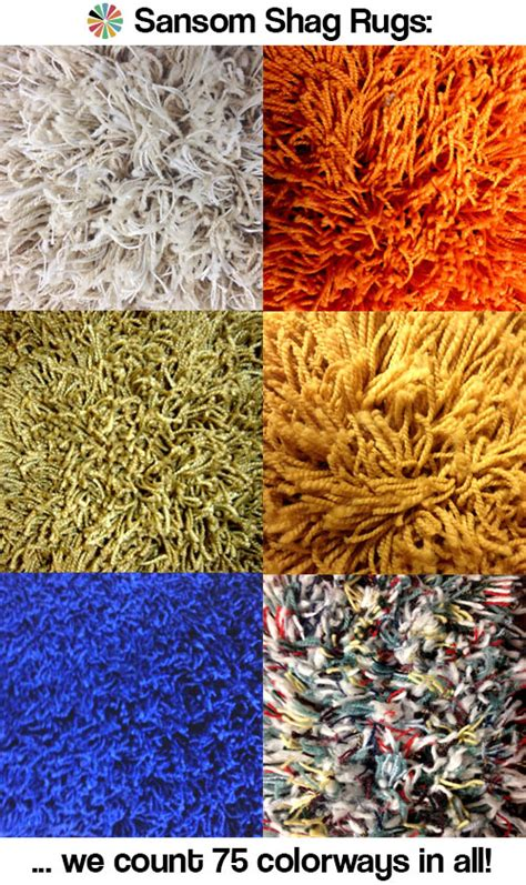 what is a shag rug 75 colors of shag rugs and carpets from sansom shag rugs oh so groovy baby retro renovation