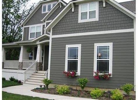 grey house paint best 25 grey exterior paints ideas on