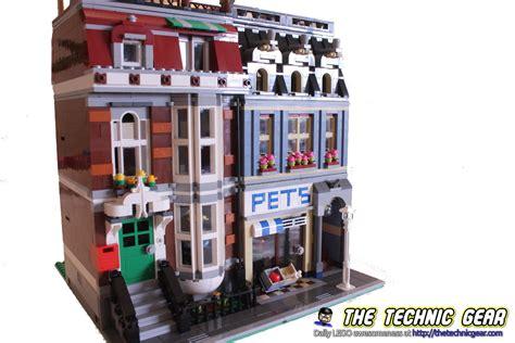 Review Shop by Lego Creator 10218 Pets Shop Review Lego Reviews