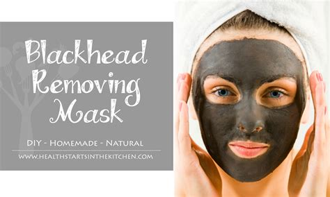 diy blackhead mask diy blackhead removing mask health starts in the kitchen