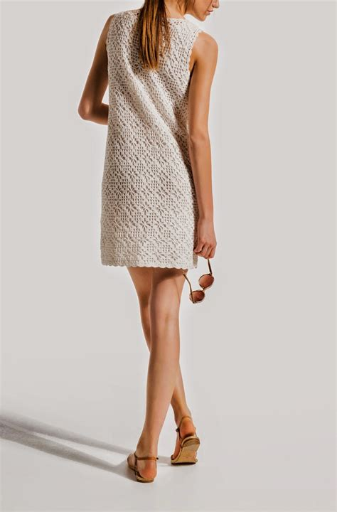 pattern dress casual crochet patterns to try free crochet pattern for classic