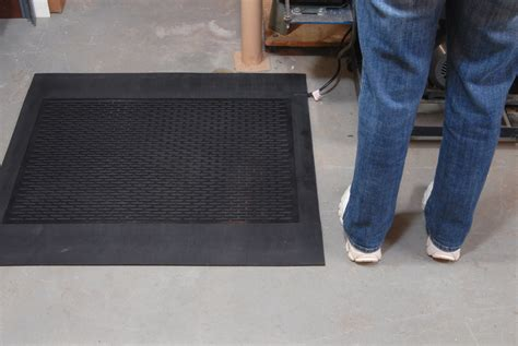 Floor Mat Heaters by Martinson Nicholls New Heated Work Mats Replace Space