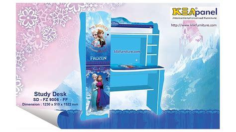 Meja Belajar Frozen Sd Fz 9006 Ff Meja Belajar Frozen Keapanel