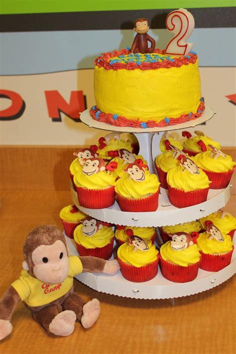 curious george cake template curious george cupcakes ruddy s boys b day ideas