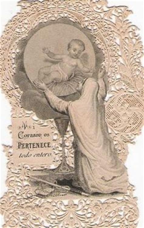 imagenes catolicas antiguas šv teresė on pinterest