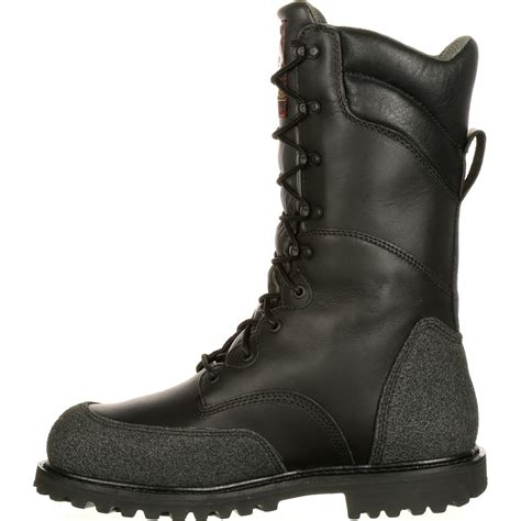 miner shoes met guard waterproof insulated miner boot g9330