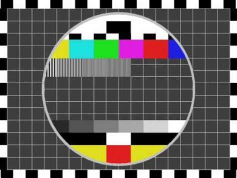 tv test pattern australia australian tv test card youtube