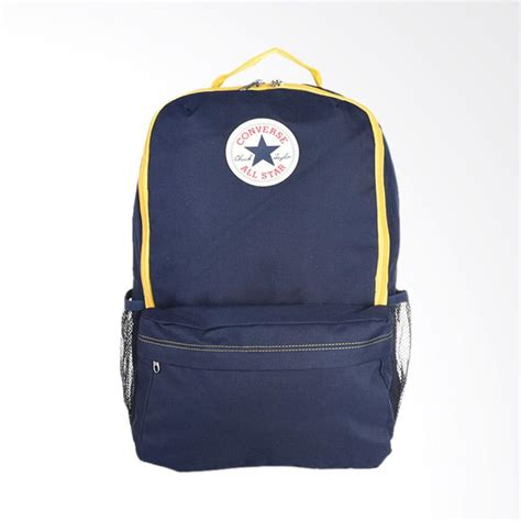 Harga Ransel Converse jual converse all backpack tas ransel navy