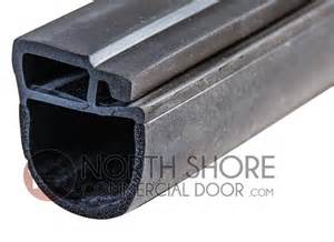 Overhead Door Bottom Seal Overhead Door Thermacore Bulb Type Bottom Weather Seal