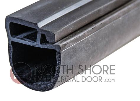 Overhead Door Thermacore Bulb Type Bottom Weather Seal Overhead Garage Door Seal