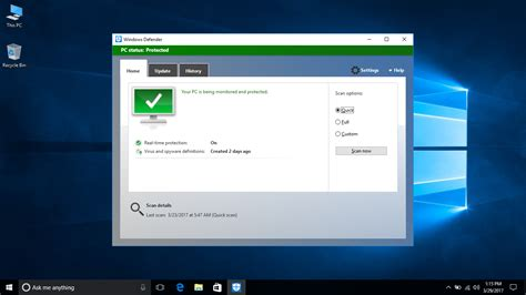 windows 10 reserve tutorial windows 10 tutorial permanently disable windows defender