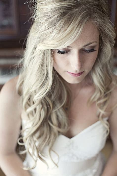 perfect curly wedding hairstyles pretty designs