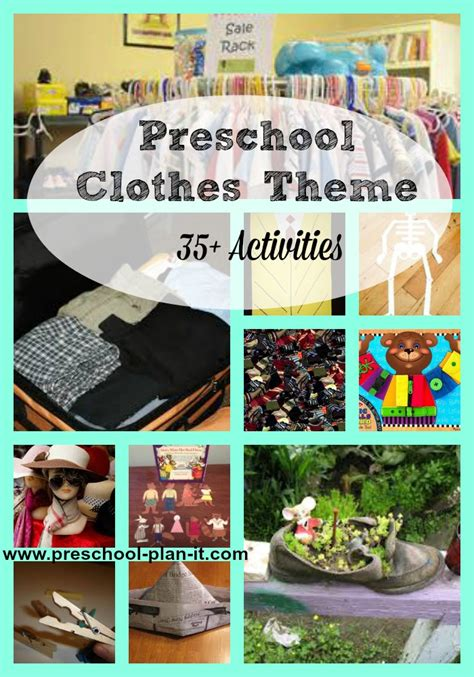 why use themes in kindergarten clothes theme for preschool