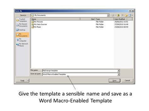 microsoft word macro enabled template task 2 wjec as ict