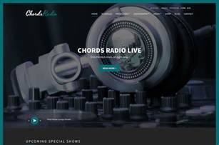 wp is template top 10 popular radio station themes 2017 colorlib