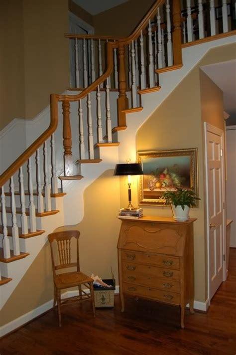 small foyers foyer stairsfloor stain
