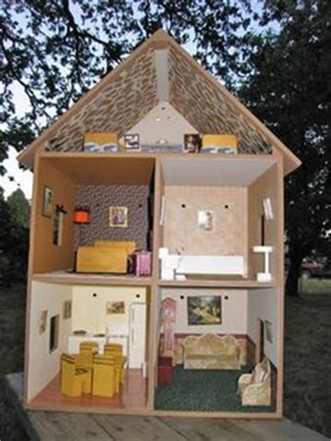 how to make a homemade doll house miniatures teeny tiny on pinterest miniatures dollhouses and dollhouse miniatures