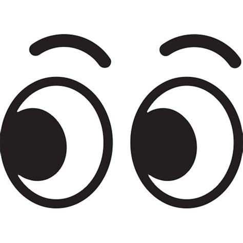 eyes emoji poster  dark happiness redbubble