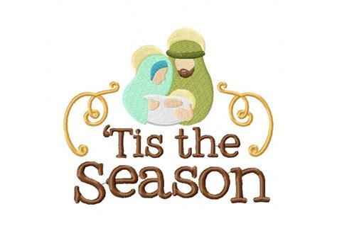 Tis The Season by Tis The Season Machine Embroidery Design