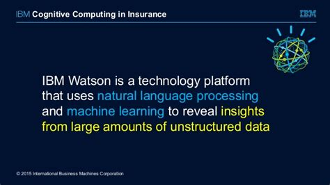 machine learning for decision makers cognitive computing fundamentals for better decision books ibm cognitive computing in insurance