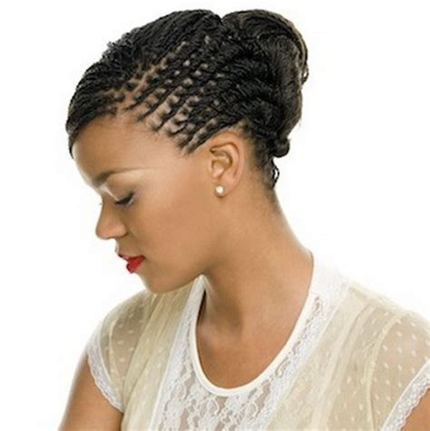 braided to the scalp hairstyles for black people scalp braids hairstyles