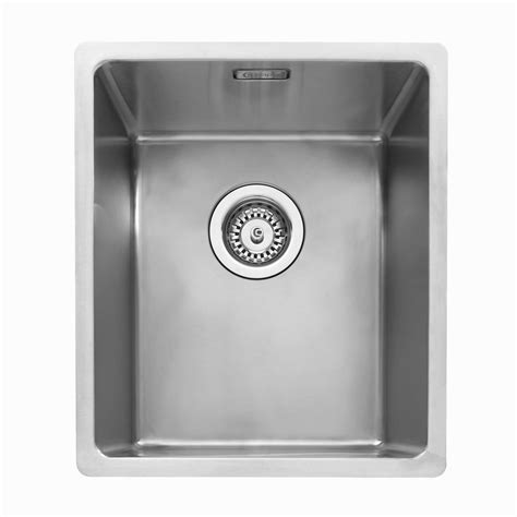 Caple Mode 34 Stainless Steel Sink Kitchen Sinks Taps